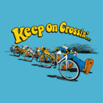 Keep on Crossin (Aqua)