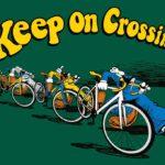 keep on crossin